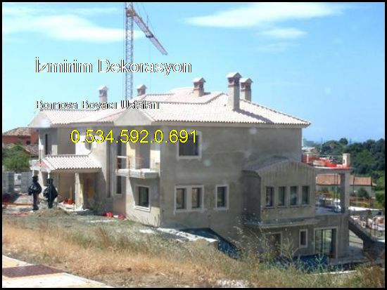 Bornova Boyacı Ev Daire Boya İşleri Ustaları 0.534.592.0.691 İzmirim Dekorasyon Bornova Boyacı Ustaları