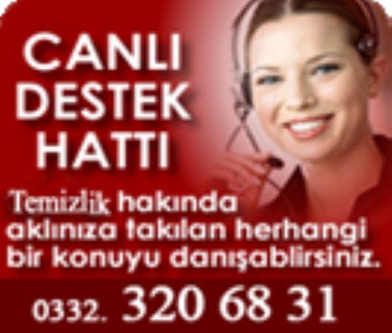 Konya Kanalizasyon Temizleme Oskar Baca:033 23206831