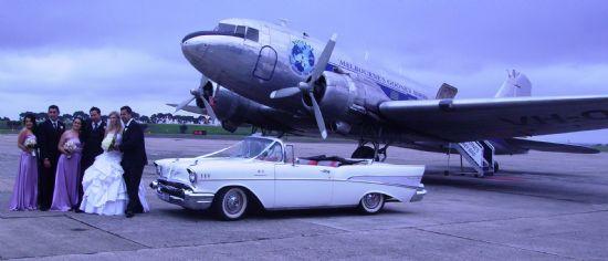 Düğün Ve Özel Günlere Şöförlü Kılasik Üstü Acık Cok Özel Bir Arac 1957 Convertıble Chevrolet