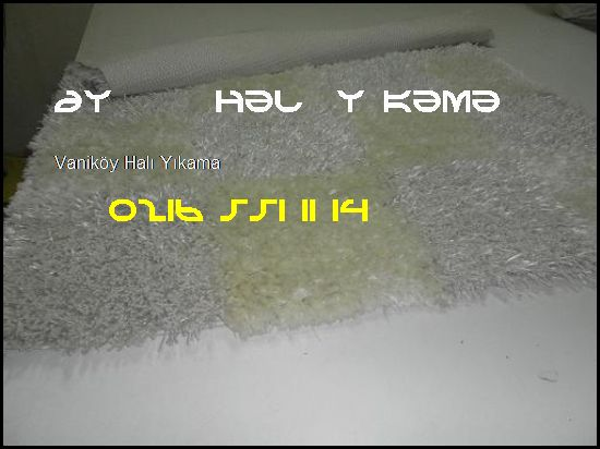 Vaniköy Halı Yıkama Fabrikası 0216 660 14 57 Ayışığı Halı Yıkama Vaniköy Halı Yıkama