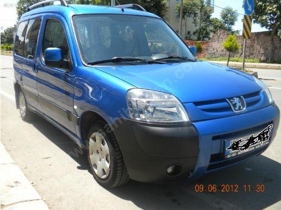 Peugeot Partner 2006 Model 1.9 Van 17.500 Tl Acil Satılık