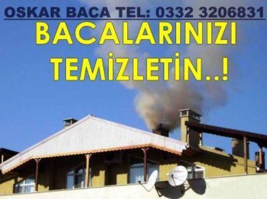 En Ucuz Baca Temizleme Konya: 0332 3206831 Oskar
