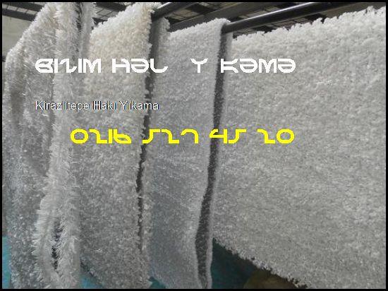Kirazlıtepe Halı Yıkama Fabrikası 0216 527 45 20 Bizim Halı Yıkama Kirazlıtepe Hakı Yıkama