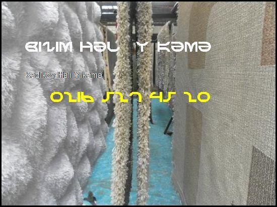 Kadıköy Halı Yıkamacı 0216 527 45 20 Bizim Halı Yıkama Kadıköy Halı Yıkama