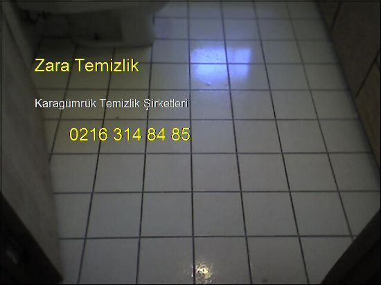 Karagümrük Şirket Temizliği 0216 314 84 85 Karagümrük Temizlik Şirketleri