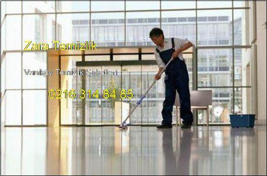 Vaniköy Şirket Temizliği 0216 314 84 85 Vaniköy Temizlik Şirketleri
