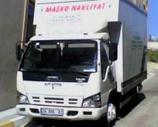 İstanbul Evden Eve Nakliyat Nakliye 05444453357