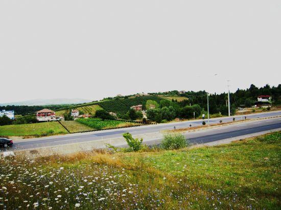 Ferizlide Ana Cadde Üzeri Satılık Arsa