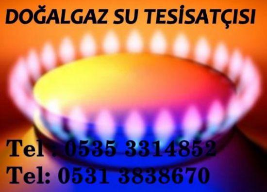Su Tesisatı Doğalgaz Tesisatı Tel :0535 331 48 52 İstanbul