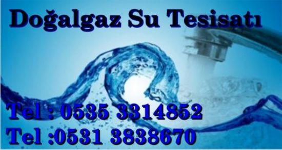 Sefaköy Su Ve Doğalgaz Tesisatı Tel : 0535 331 48 52