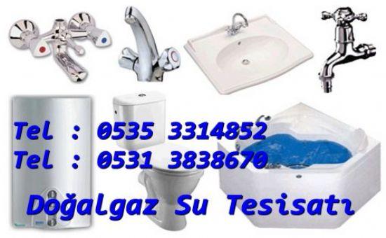 Yeşilpınar Su Ve Doğalgaz Tesisatı Tel :0535 331 48 52