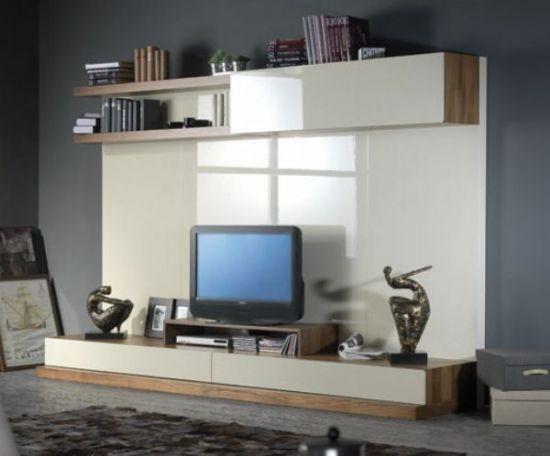 Modern Tv Üniteleri Yaldız Mobilya Tv Ünitesi