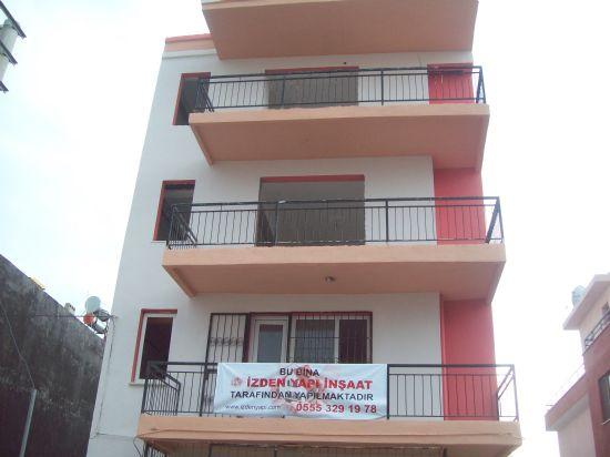 İzden Yapı İnşaat 30 Yıllık Tecrübe İzmir