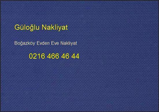 Boğazköy Evden Eve Hesaplı Nakliye 0216 466 46 44 Boğazköy Evden Eve Nakliyat