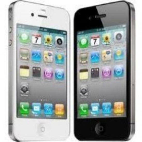I Phone 4 Gerçek Cam Birebir I Phone-harici Hafıza 4 Gb