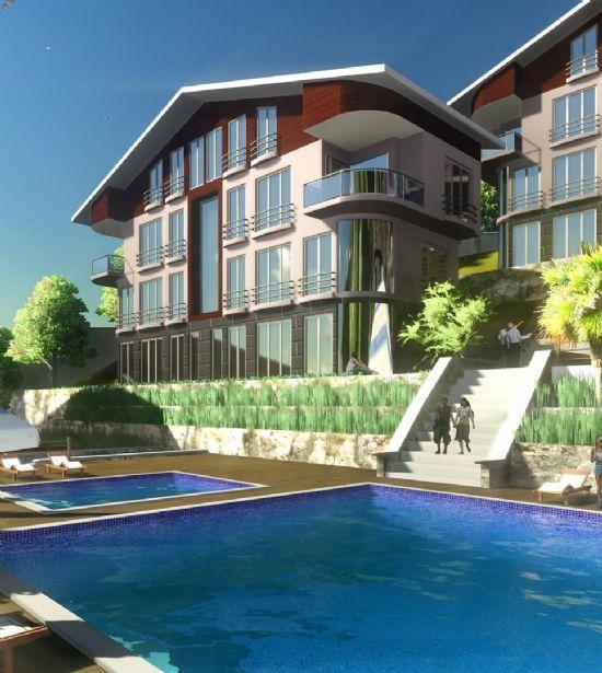 Didimde Satılık Ultra Lüks Villalar Siz Değerli Alıcılarını Bekliyor.