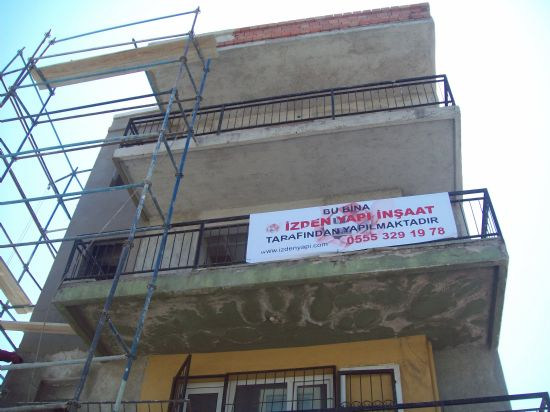 İzmir De Booya Tadilat Dekorasyon İnşaat Ustası