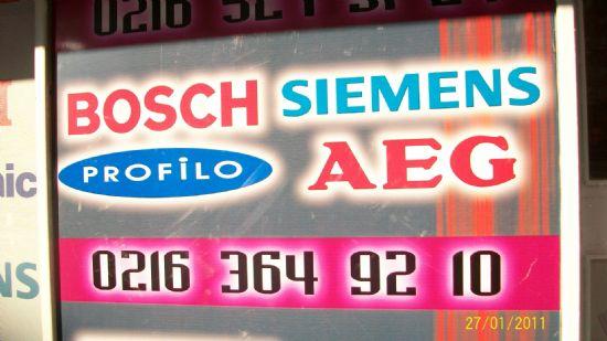 Beykoz Bosch Tamir Beyaz Eşya Servisi (0216) 364 92 10