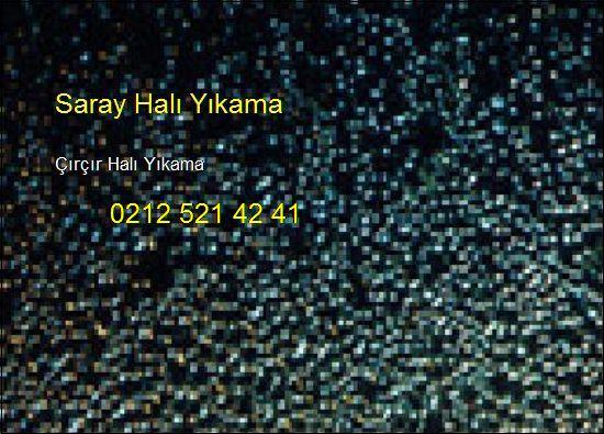Çırçır Halı Yıkama Fabrikası 0212 521 42 41 Çırçır Halı Yıkama