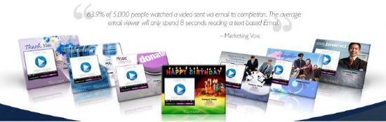 Video E-mail İletişim Ürünüyle İletişimde Olun