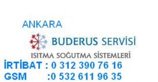 Çankaya Buderus Servisi 390 76 16 // 0532 611 96 35