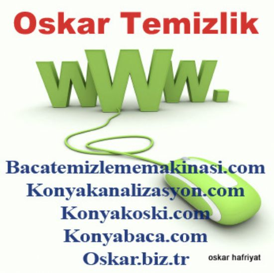 Konya Kanalizasyon Arıza Telefon:0332 3206831 Oska