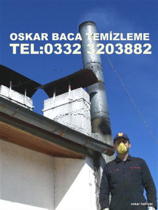 Kanal Arıza Koski Kanalizasyon Oskar Baca:0332 3203882 Oskar Konya Baca Temizlik