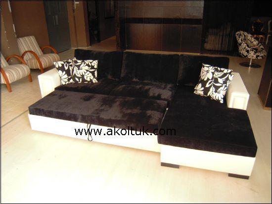 Yataklı Sandıklı Köşe Koltuk Modeli