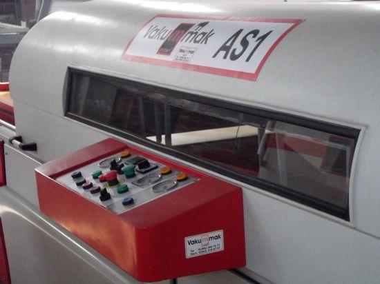 Sinop Vakum Press Makina İmalatı
