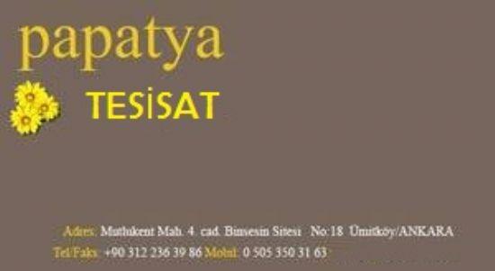 Bilkent Tesisat Tesisatçı Bilkent 236 39 86