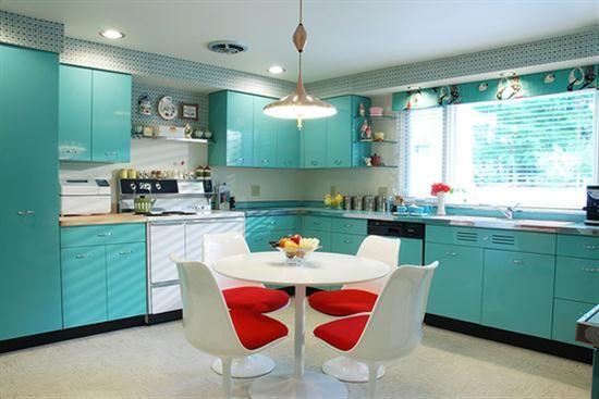 Kadıköy İmalattan Hesaplı Rengarenk Mutfak Dolapları
