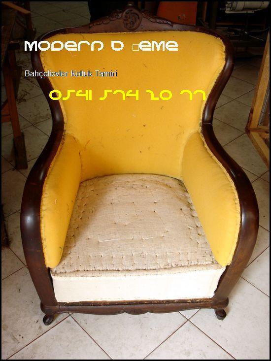 Bahçelievler Koltuk Tamiri 0541 574 20 77 Modern Döşeme Bahçelievler Koltuk Tamiri