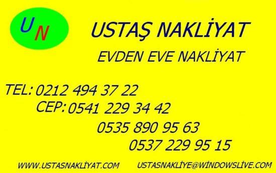 Bakırköy Evden Eve 0212 494 37 22 Ustas Nakliyat