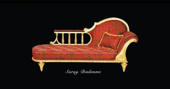 Saray Josefin Dinlenme Koltuğu