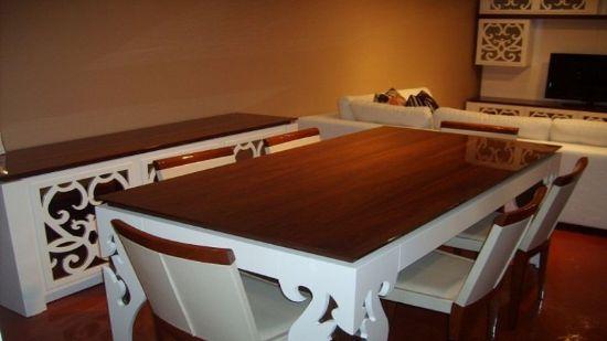 Avangard Yemek Odası Hayrim Avangard Mobilya