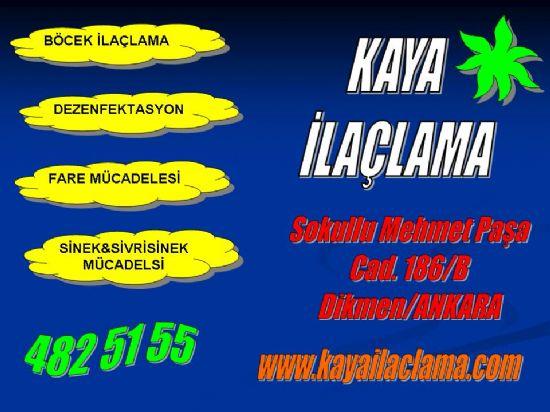 Ankara Böcek İilaçlama 4825155
