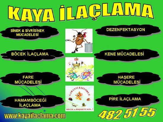 Sincan Ankara Böcek İlaçlama Firması 482 51 55