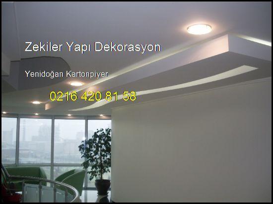 Yenidoğan Kartonpiyer Ve Alçıpan İşleri 0216 420 81 58 Zekiler Yapı Dekorasyon Yenidoğan Kartonpiyer