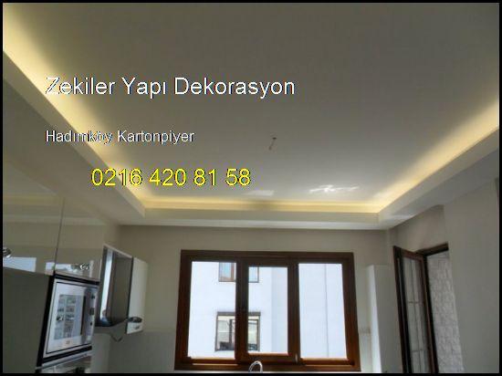Hadımköy Kartonpiyer Ve Alçıpan İşleri 0216 420 81 58 Zekiler Yapı Dekorasyon Hadımköy Kartonpiyer