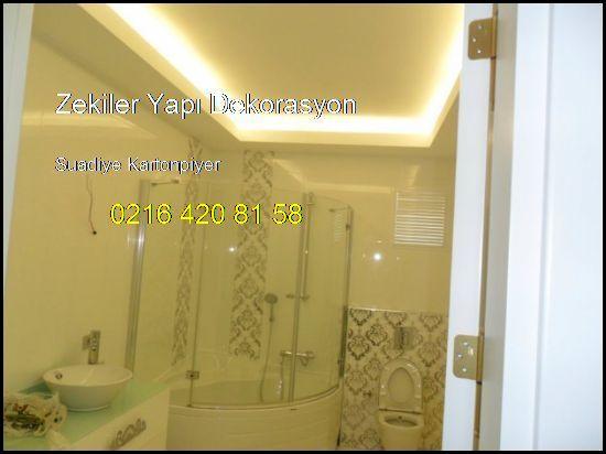 Suadiye Kartonpiyer Ve Alçıpan İşleri 0216 420 81 58 Zekiler Yapı Dekorasyon Suadiye Kartonpiyer