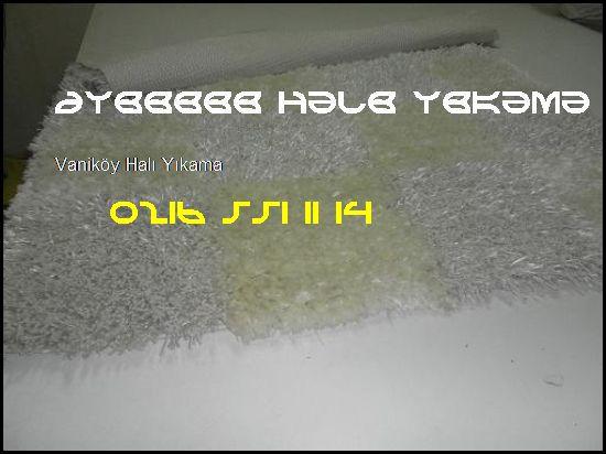 Vaniköy Halı Yıkama 0216 414 54 27 Ayışığı Halı Yıkama Vaniköy Halı Yıkama