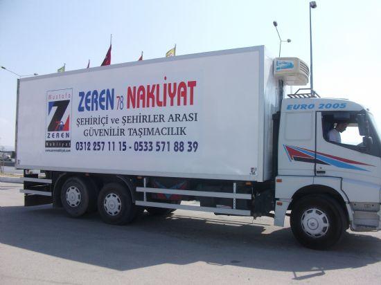 Zeren78 Nakliyat, Asansörlü Evden Eve Taşımacılık, Evden Eve Sigortalı Taşımacılık