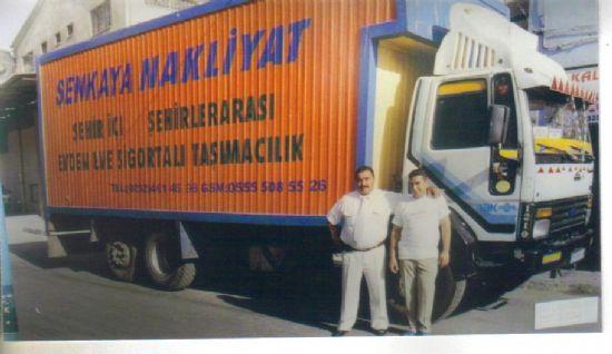 Şenkaya Evden Eve Nakliyat Ambalajlı, Marangozlu, Asansörlü Nakliyat