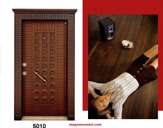 Bodrum Tadilatlarınızda Magnum Smart Çelik Kapı Ve Oda Kapıları