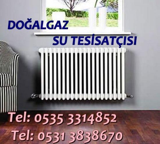Halkalı Su Tesisatçısı Doğalgaz Servisi Tel:0535 3314852
