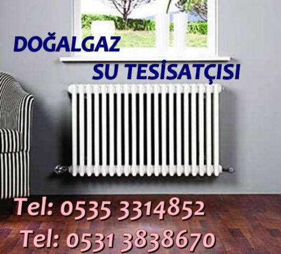 Halkalı Doğalgaz Tesisatı Çısı ,0535 3314852