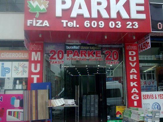 Parke Zeytinburnu - Fiza Parke - İstanbul - 02126090323