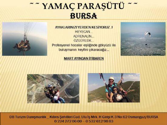 Martta Gokyuzuyle Bulusuyoruz Extrem Sporları Db Turizm Aracılı İle