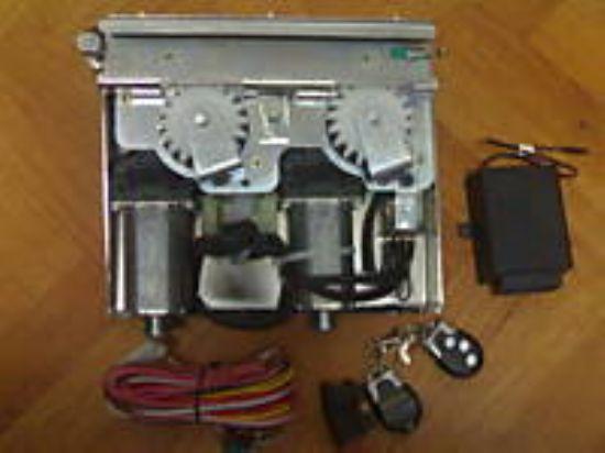 Otomatik Minibüs Kayar Kapı Sistemleri