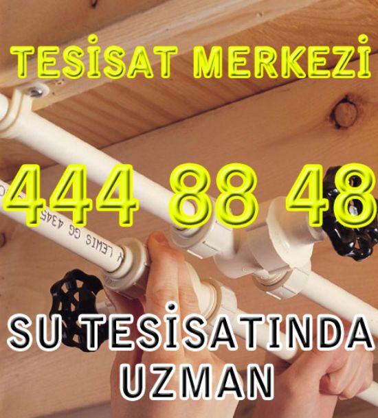 Gülsuyu Tesisatçı 444 884 8 Tesisatçı